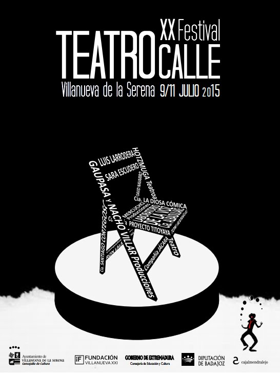 XX Festival Teatro Calle