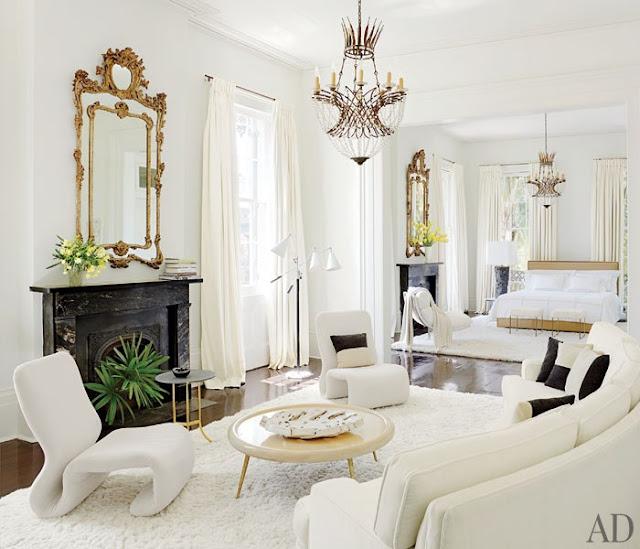 espejos de epoca para decorar