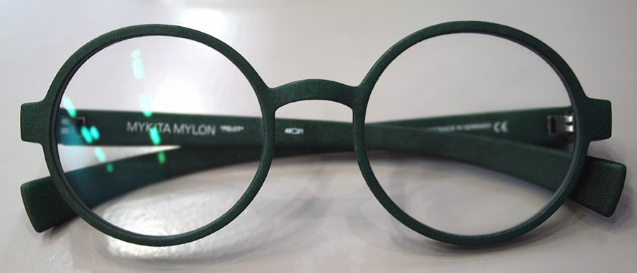 new 3d printed eyewear mykita mylon and hoets