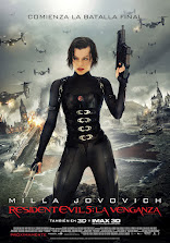 Ver Pelicula Resident Evil 5: La venganza  [Online - Gratis]
