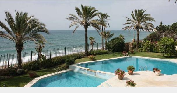 Teniay luxury impresionante villa de lujo en primera - Casas de lujo en marbella ...
