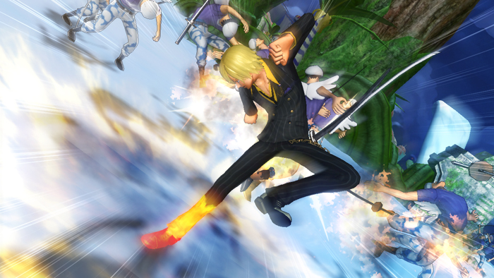 One Piece Pirate Warriors 2 - Screenshots