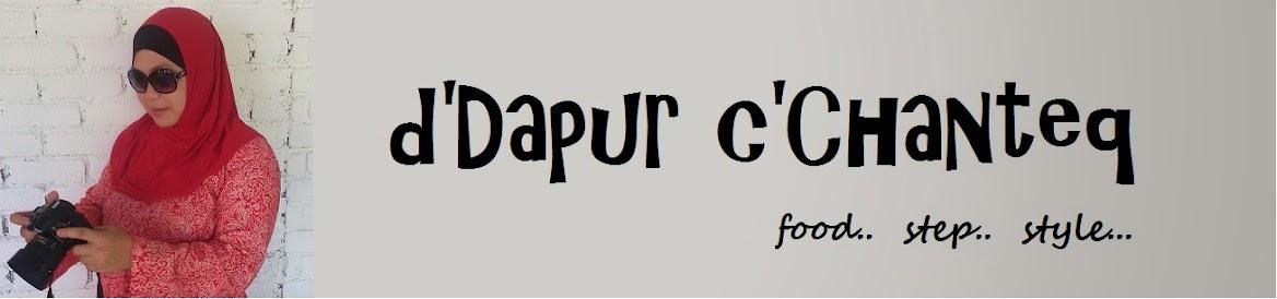 d'DAPUR c'CHANTEq