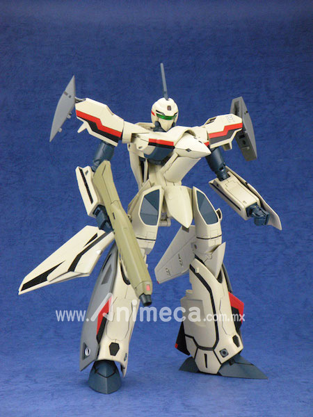 Figura Valkyrie YF-19 with Fast Pack Transformable 1/60 Macross Plus