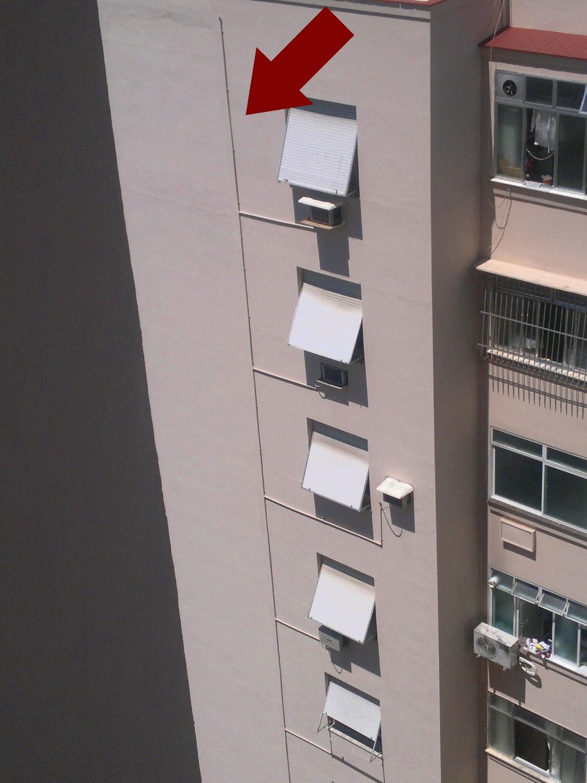 #663E3C  ar condicionado alagavam as calçadas e molhavam os transeuntes 4212 Instalar Ar Condicionado Janela Apartamento