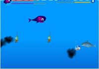 Jogos de Nadar com Baleia