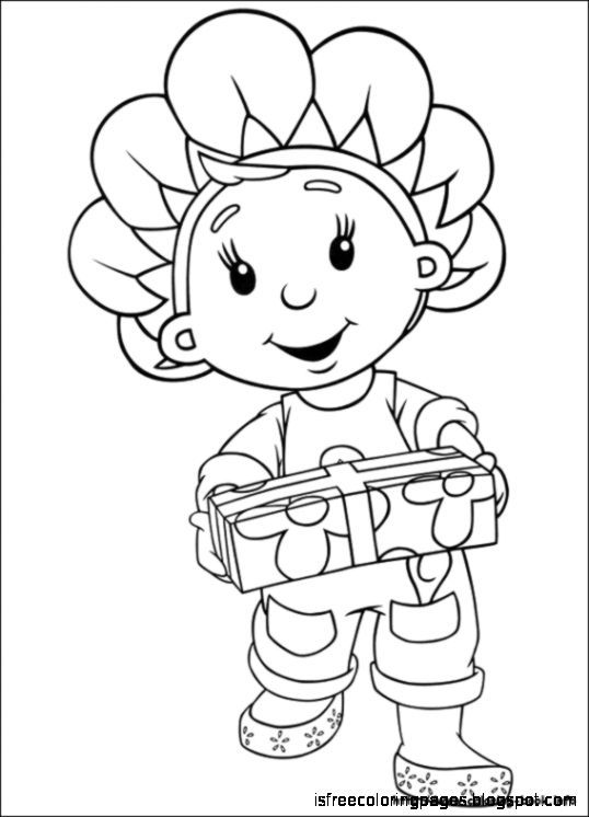 fifi coloring pages - photo#3