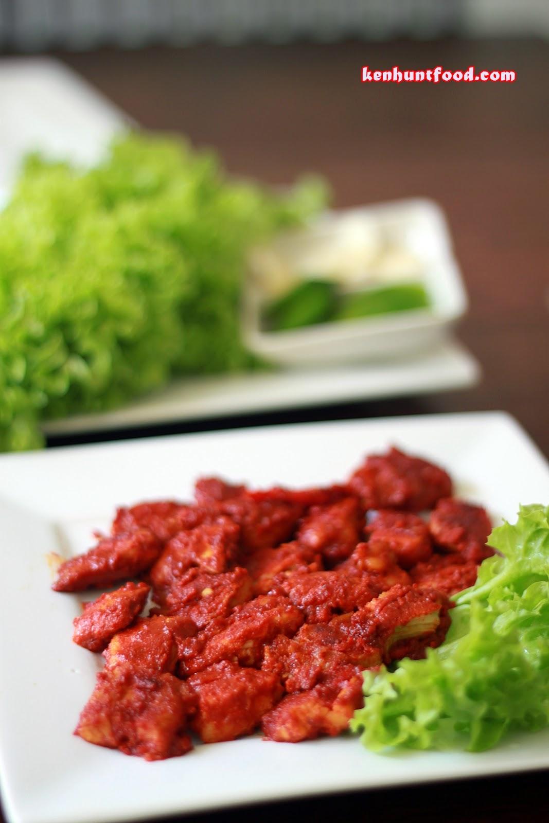 Ken Hunts Food K Pot Korean Bbq Garden Restaurant Tanjung Bungah Penang
