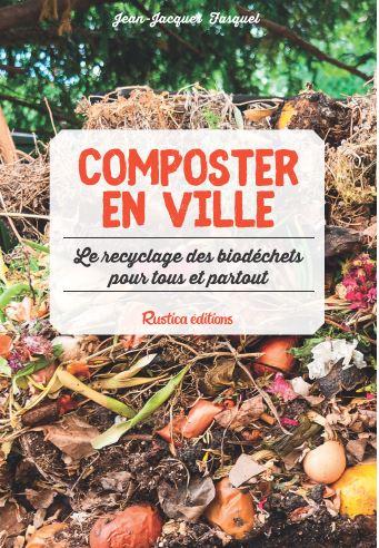 """Mon livre """"Composter en Ville"""""""