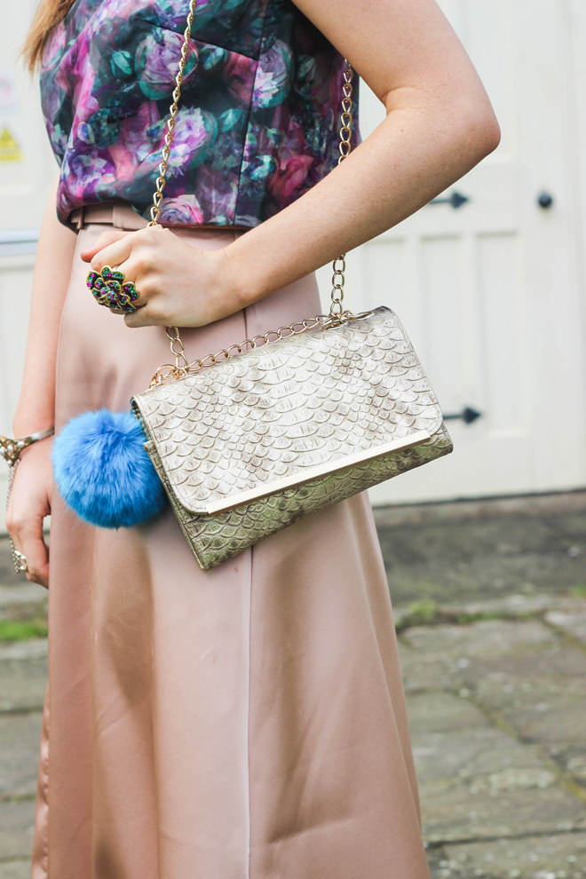Asos Trend Feature: 'Cute-ture' The goodowl fluffy bag pom pom