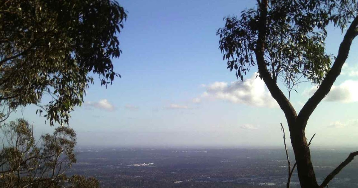 TRACKS, TRAILS AND COASTS NEAR MELBOURNE: Burke's Lookout ...