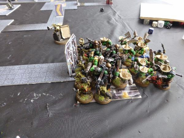 40k killteam orks deployment zone