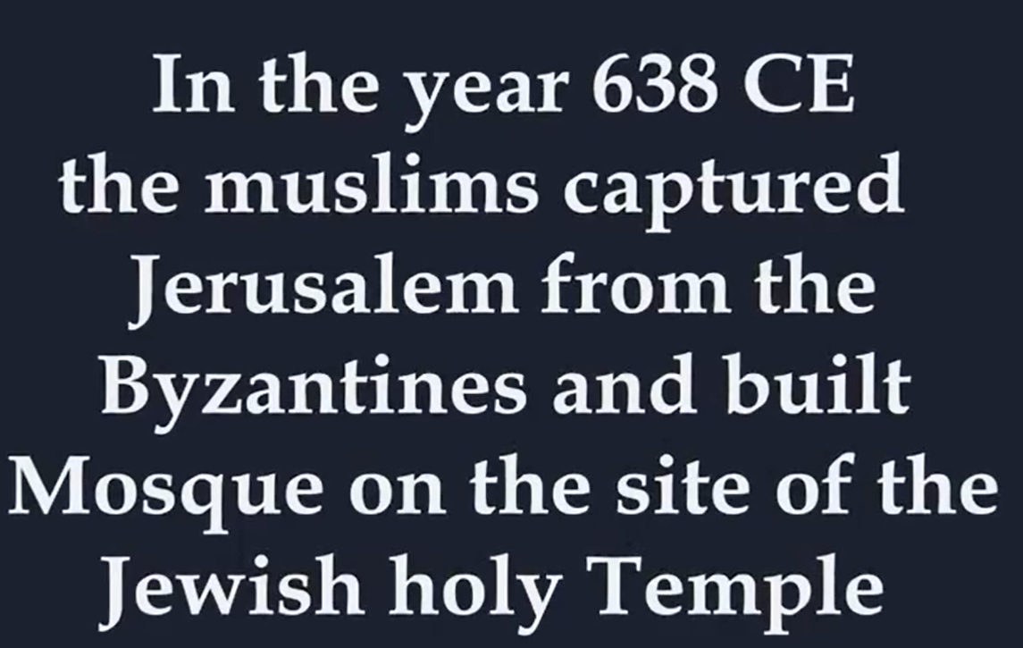 here is the supposed before and after scenario of jerusalem the temple mount that existed during the time of jesus is gone it is now replaced by a dome of