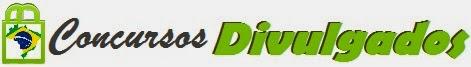 Edital Concurso Divulgados :: www.concursosdivulgados.com.br ::