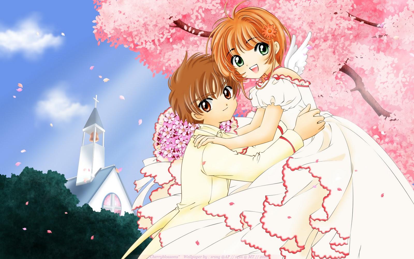 sakura and syaoran - photo #27