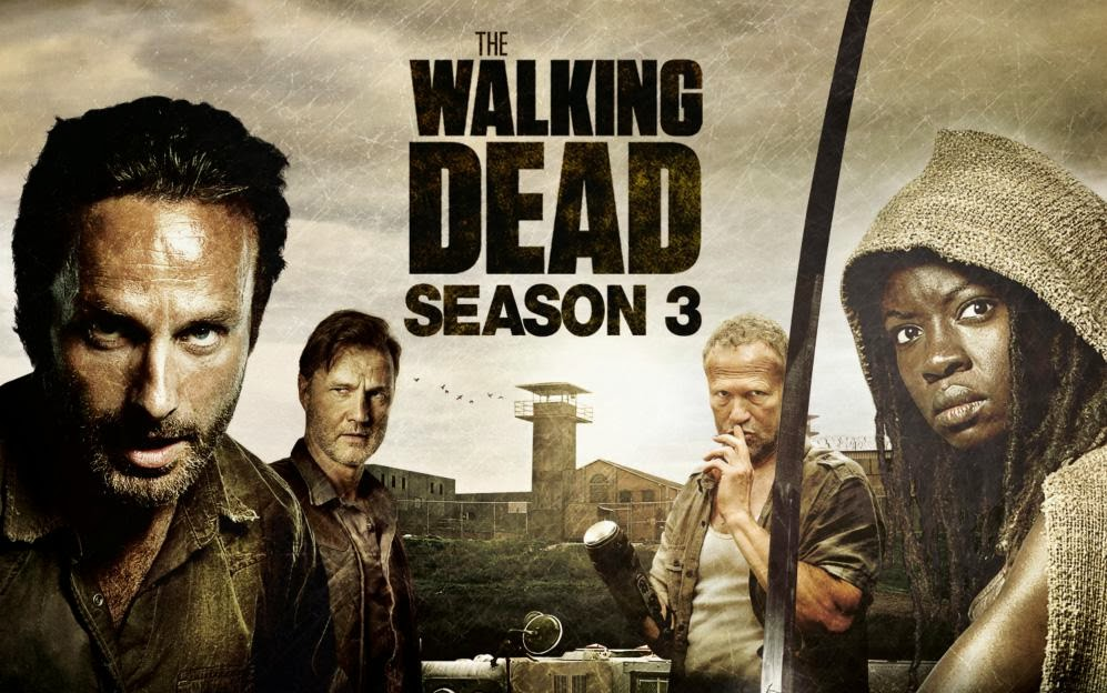 The Walking Dead AMC - Season 3