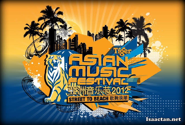 Tiger Asian Music Festival 2012