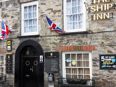 Ship Inn Mevagissey Cornwall