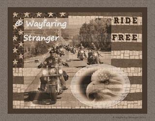 Ride Free Poster version 2