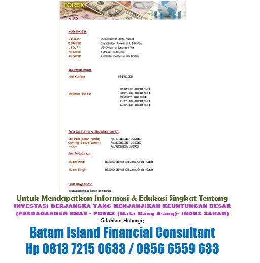 Bagaimana opsi yang diperdagangkan dalam keuangan internasional