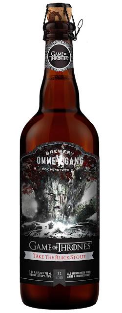 botella cerveza negra Juego de Tronos - Juego de Tronos en los siete reinos