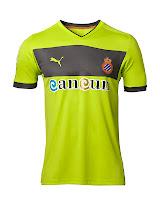 camiseta espanyol 2012 2013 equipación