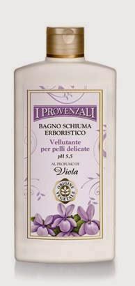bagnoschiuma viola provenzali