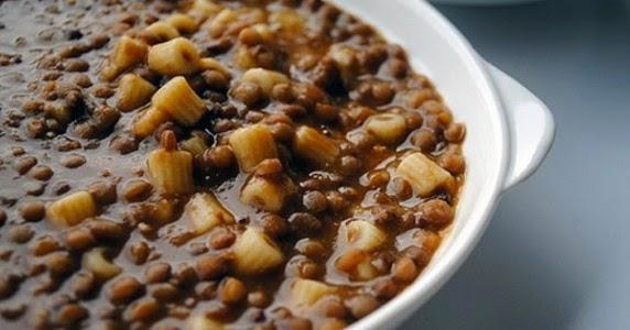Pasta e lenticchie bimby tm5 ricette bimby tm5 ricettario completo - Lenticchie a bagno ...