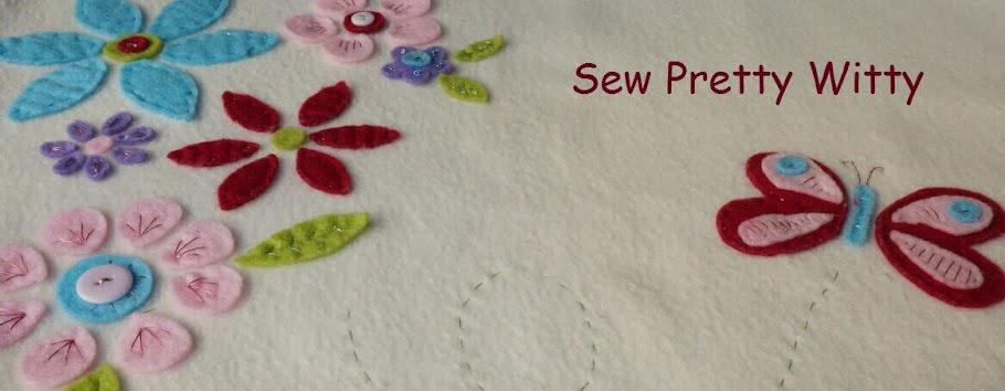 Sew Pretty Witty