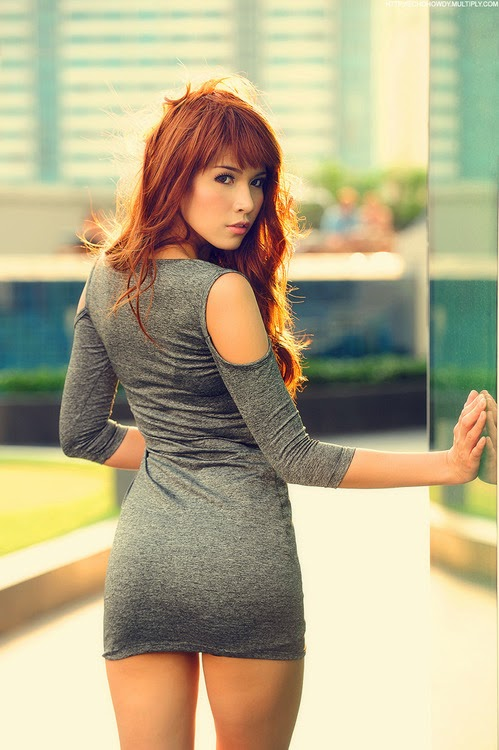 Redhead sweety with the perfect body 3