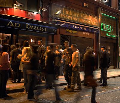 Cork nightlife