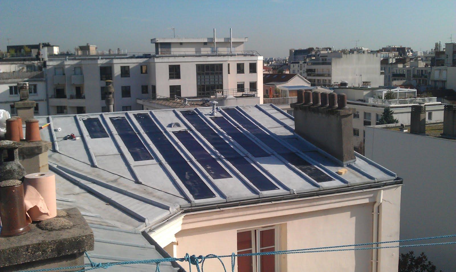 My E Life Now Solar Panels Installation 13 Uni Solar