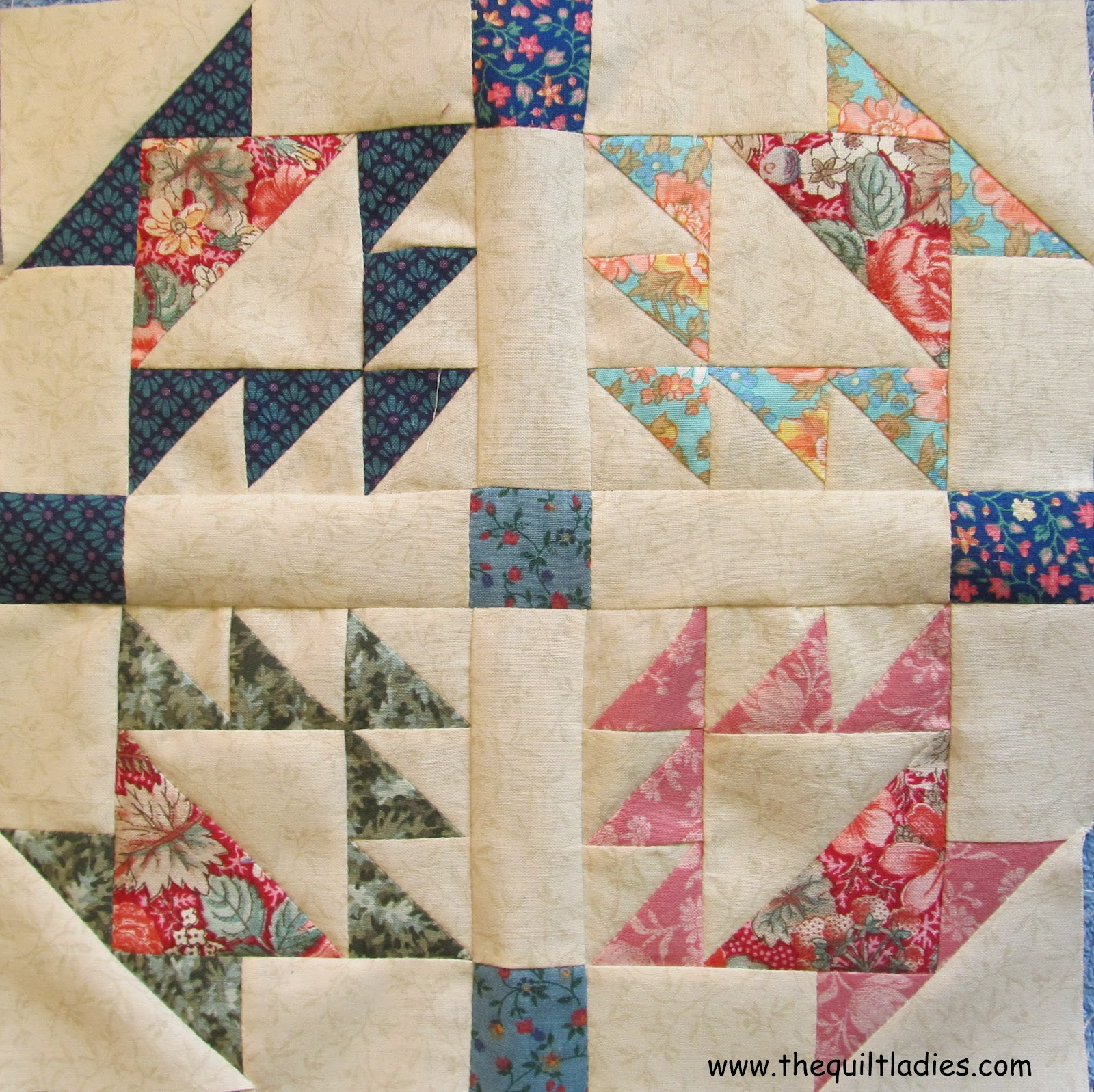The Quilt Ladies Book Collection: Quilt Basket Beauty Quilt ... : basket quilt - Adamdwight.com