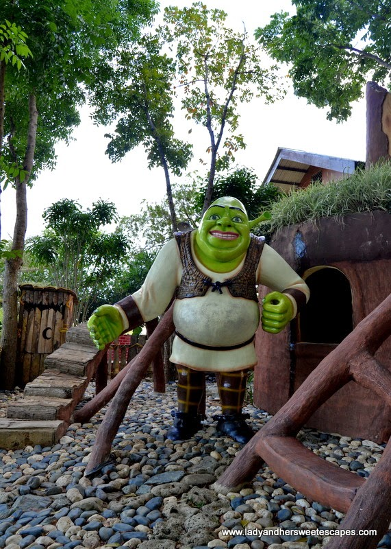 Shrek at Baker's Hill