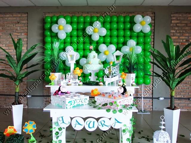 decoração e personalização de festas infantis