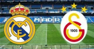 Real Madrid Galatasaray Canlı Izle