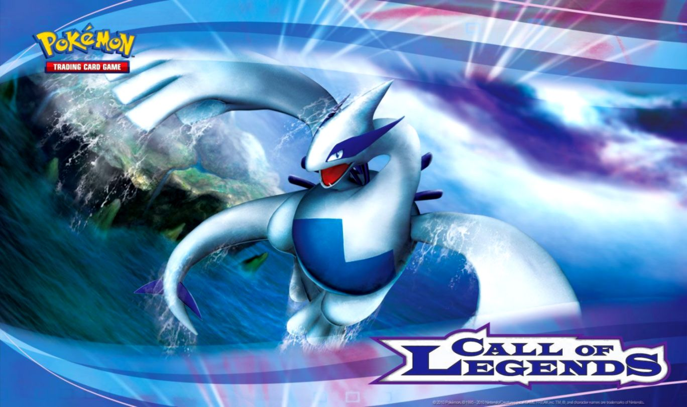 Pokemon Wallpaper Lugia
