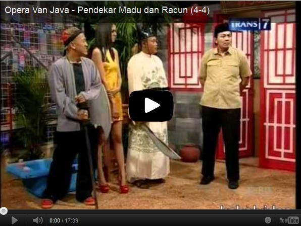 Opera+Van+Java+-+Pendekar+Madu+dan+Racun+_+Opera+Van+Java