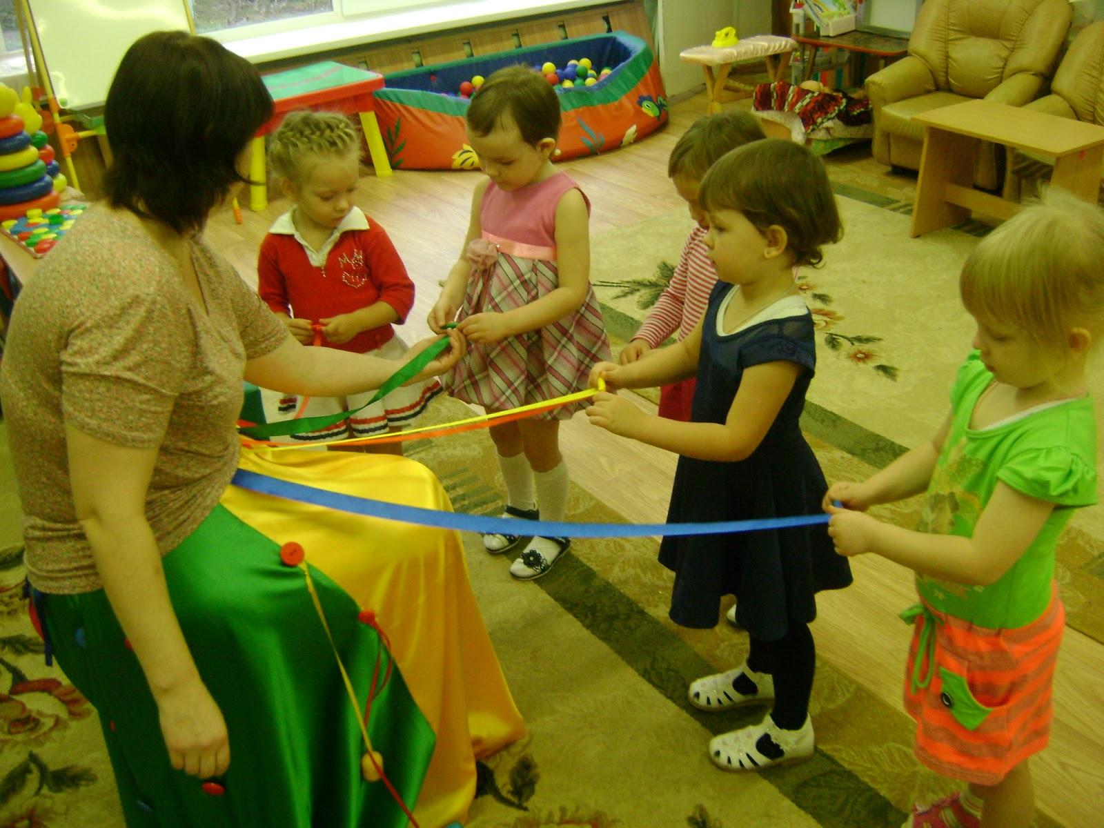 Воспитатели детского сада своими руками