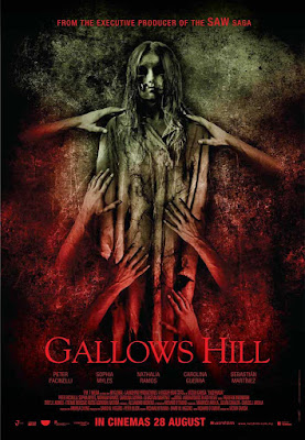 Film Horor The Damned : Gallows Hill (2013) Subtitle Indonesia