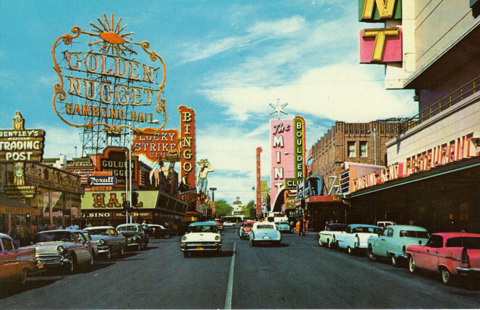 Las vegas 1970 pictures COMET /EARTH IMPACT CHRONOLOGY RELATED SITES