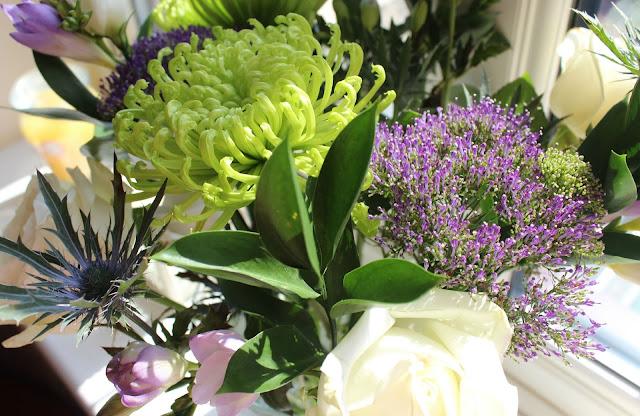 A picture of Debenhams Flowers Moonlit Meadow Bouquet
