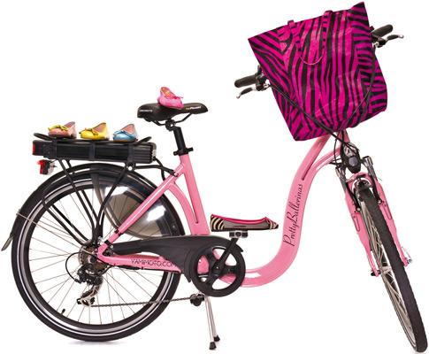 Bicicleta eléctrica Pretty Ballerinas