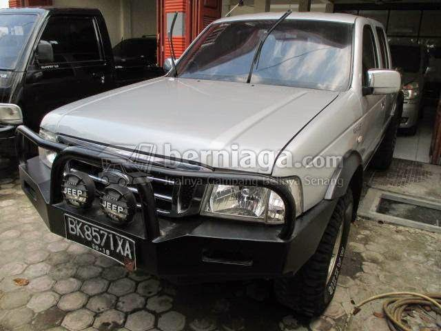 Ford Ranger Type Double Cabin Ford Bekas Barang Second