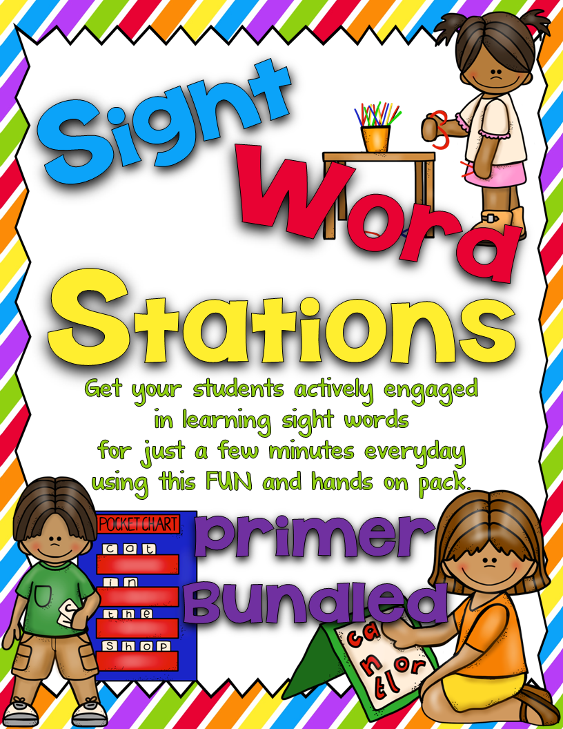 https://www.teacherspayteachers.com/Product/Sight-Word-Stations-PrimerBundled-1156233