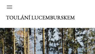 Toulání Lucemburskem