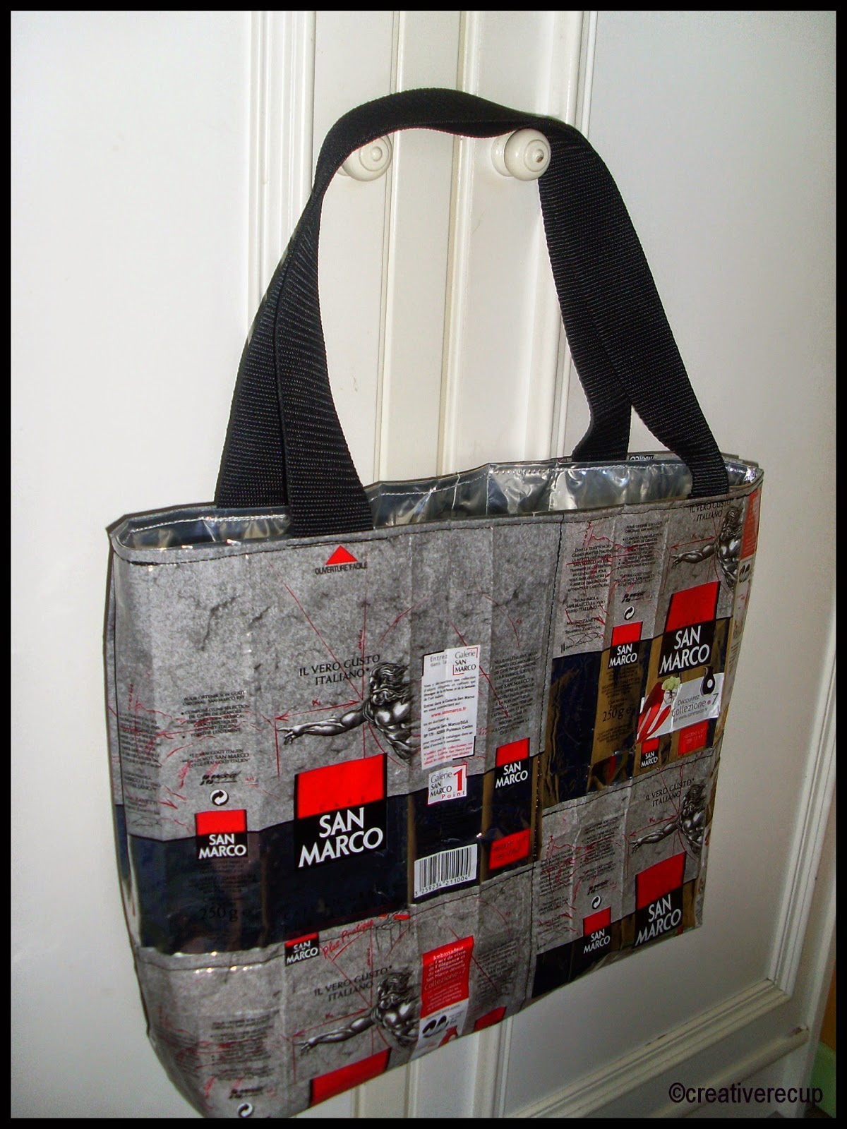 cr ative r cup 39 sac en paquet de caf 2. Black Bedroom Furniture Sets. Home Design Ideas