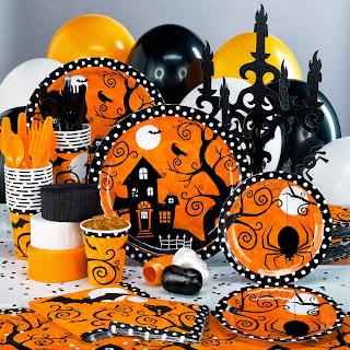 Recuerdos de Fiesta, Halloween, parte 1
