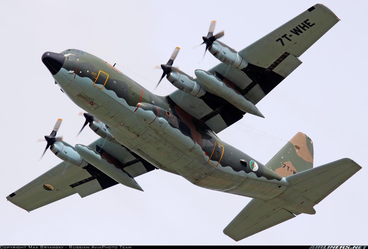 Fuerzas Armadas de Argelia C-130H