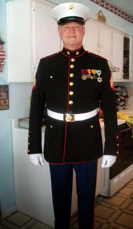 MY MARINE--THANK YOU FOR YOUR SERVICE